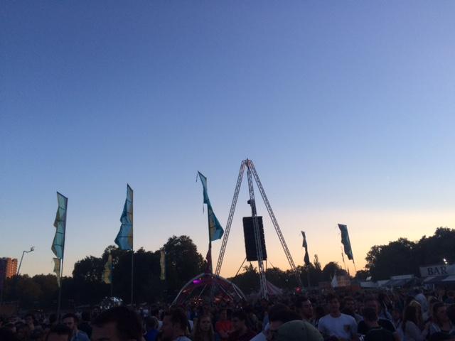 Citadel Festival Sunset